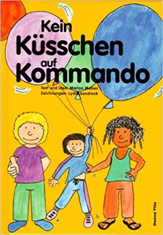 Buchcover: Kein Küsschen auf Kommando 2
