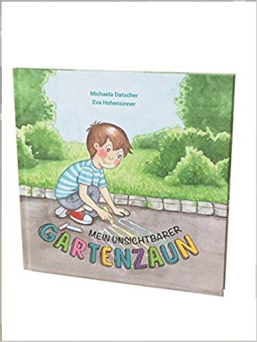 Buchcover: Mein unsichtbarer Gartenzaun