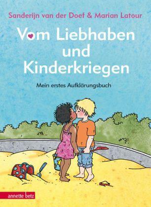 Buchcover: Vom Liebhaben und Kinderkriegen