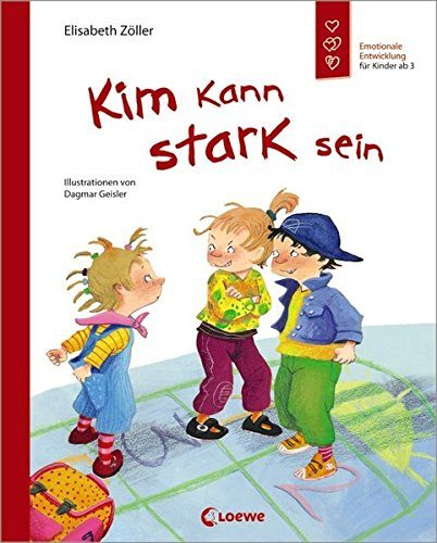 Buchcover: Kim kann stark sein