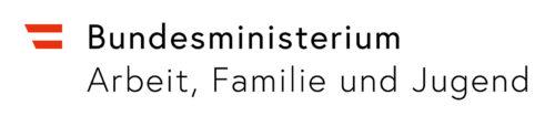 Logo BM Arbeit Familie und Jugend